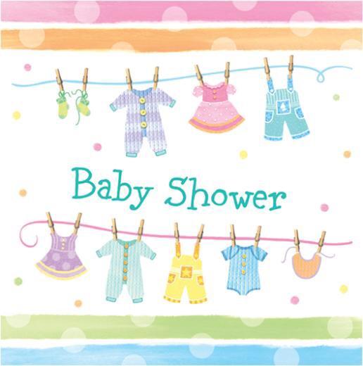 vem ordnar baby shower